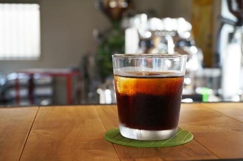 スッキリ、まろやか薫る水出しアイスコーヒーの完成です。